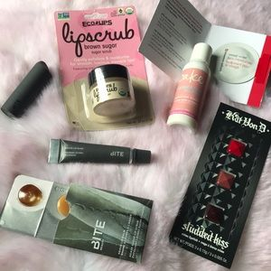 lip care beauty bundle
